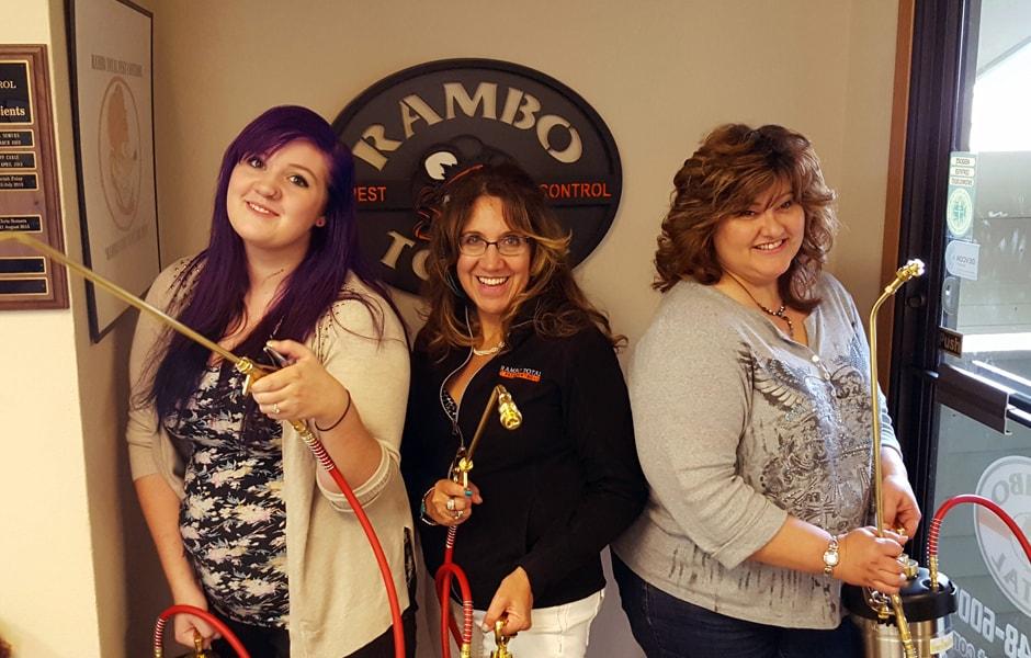 Rambo Careers
