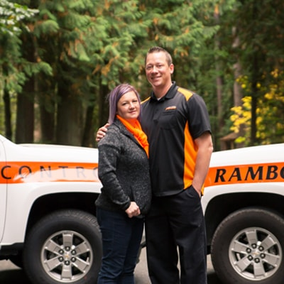 Rambo Total Pest Control Company Owners