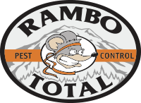 Rambo Total Pest Control Mobile Logo