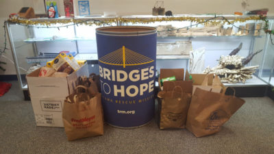 Tacoma Rescue Mission Turkey Fundraiser