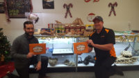 Target Specialty Products Donation