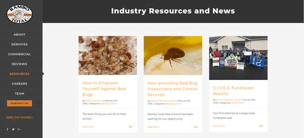 Pest Control Industry Resources and News