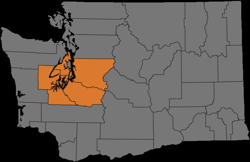 Rambo Total Pest Control Territory Map