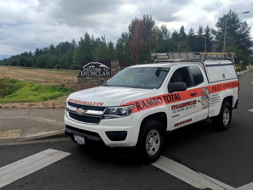 Rambo Total Pest Control in Enumclaw, WA