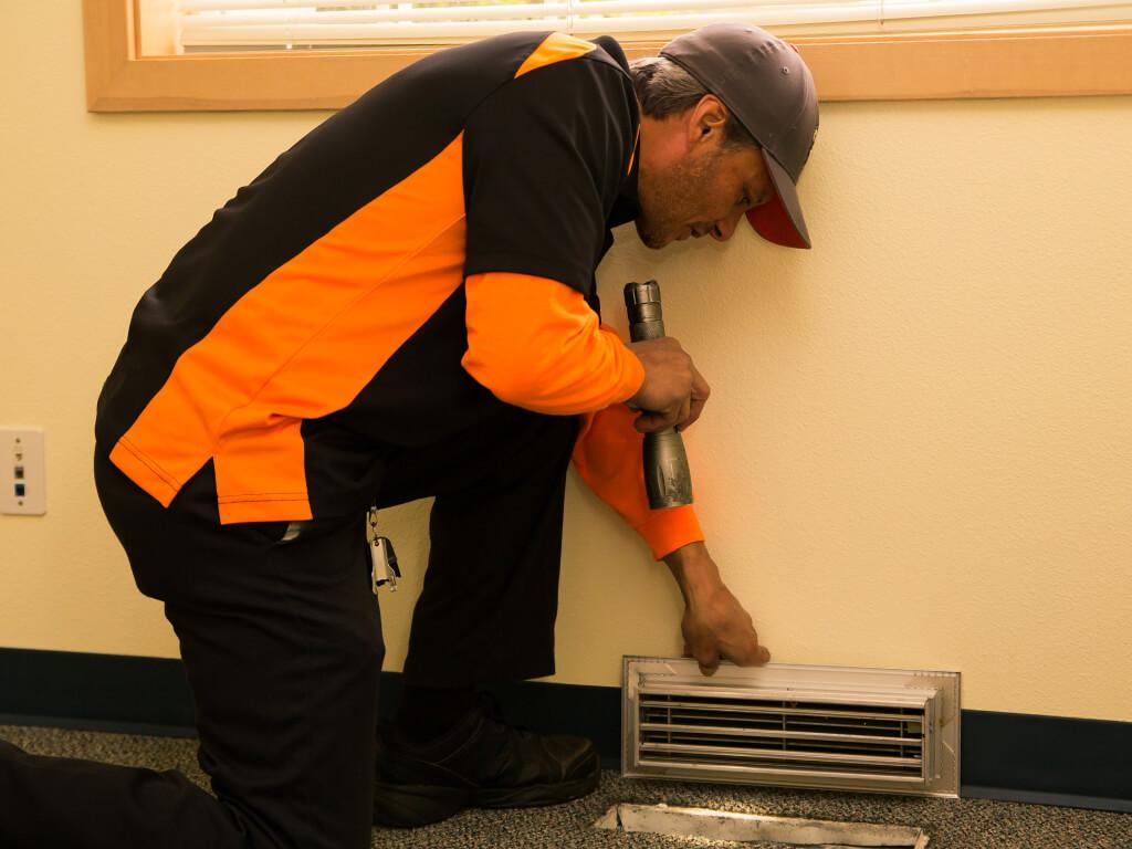 rambo pest inspection indoor vent